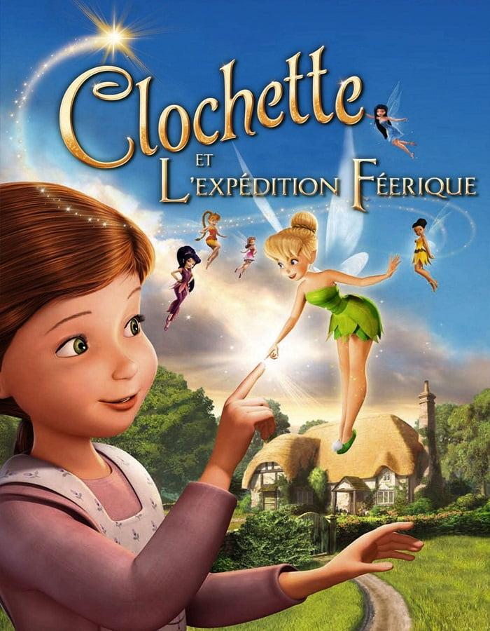 Tinker Bell and the Great Fairy Rescue 3 (2010) ทิงเกอร์เบลล์ ผจญภัยแดนมนุษย์ ภาค 3