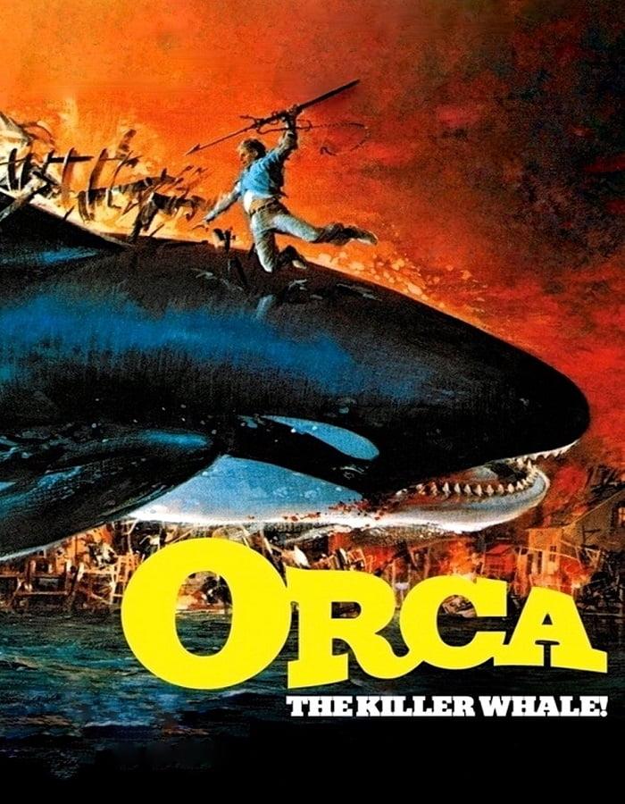 Orca The Killer Whale (1977) ออร์ก้า ปลาวาฬเพชฌฆาต
