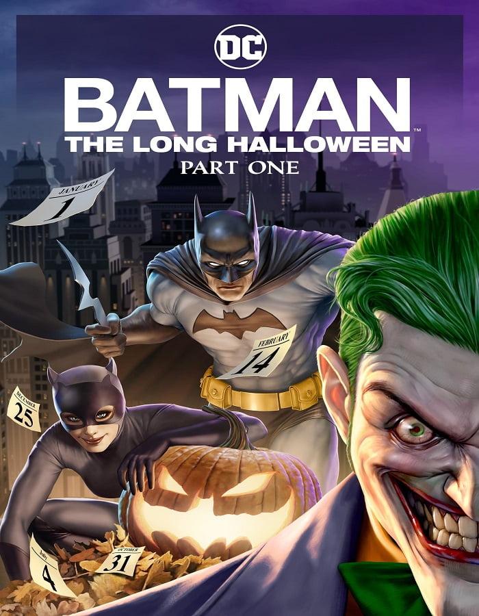 Batman: The Long Halloween Part 1 (2021)