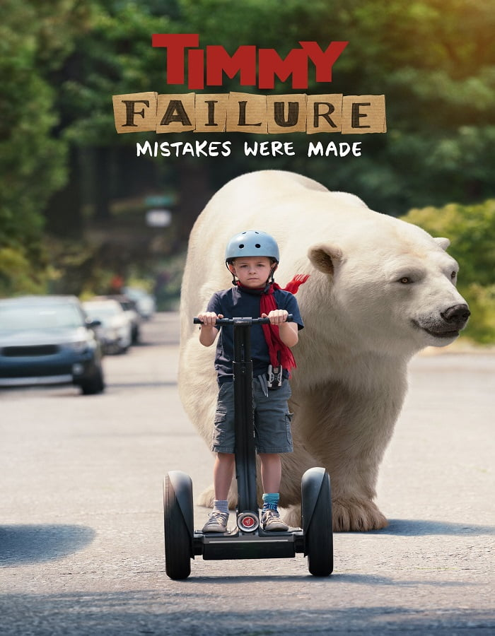 Timmy Failure: Mistakes Were Made (2020)