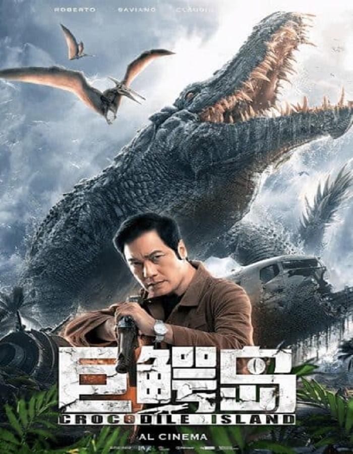 Crocodile Island (2020) เกาะจระเข้ยักษ์