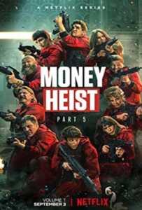 Money Heist: Season 1 (2017) ทรชนคนปล้นโลก