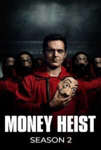 Money Heist: Season 2 (2017) ทรชนคนปล้นโลก